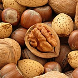 Raw Nuts In Shell