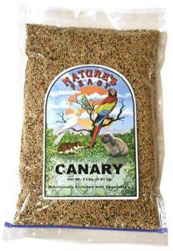 Nature's Feast Canary