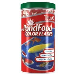 Tetra Pond Flaked Color Food 6oz
