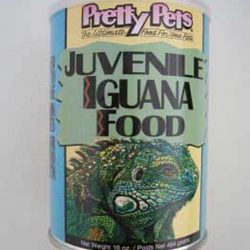 Pretty Pets Juvenile Iguana Food (16oz)