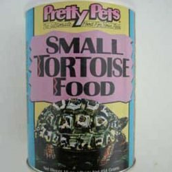 Pretty Pets Small Tortoise Food (16oz)