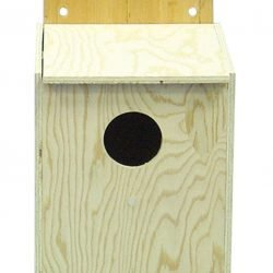 Bird Brainers Cockatiel Nesting Box Internal Mounting