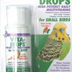 Oasis Vita-Drops for Small Birds 2oz