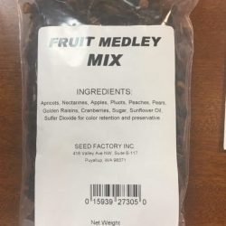 Silver Song Fruit Medley (1lb)