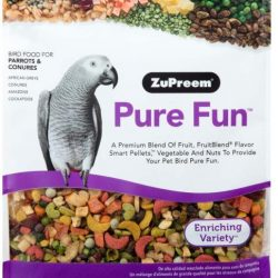 ZuPreem Pure Fun Bird Food