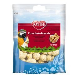Kaytee Fiesta Krunch Arounds Avian Peanut 3oz