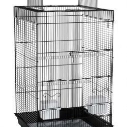 Prevue Pet Products Pre-Packed Parakeet Playtop Cages 16x16x26 4pc