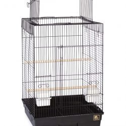 Prevue Pet Products Pre-Packed Cockatiel Playtop Cages 18x18 4pc