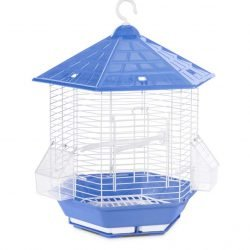 Prevue Pet Products Bali Hexagon Cage