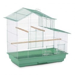 Prevue Pet Products Pre-Packed House Style Cockatiel Cages 2pc