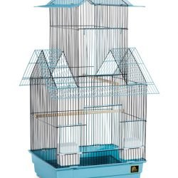 Prevue Pet Products Pre-Packed Beijing Parakeet or Cockatiel Cages 2pc