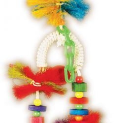 Prevue Pet Products Tropical Teasers Mai Tai Bird Toy