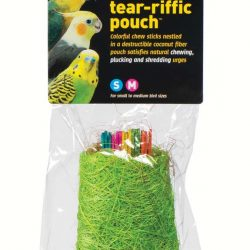 Prevue Pet Products Small Tear-Riffic Grab Bag Bird Toy