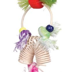 Prevue Pet Products Stick Staxs Bundles of Fun Bird Toy