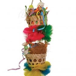 Prevue Pet Products Tropical Teasers Sky Rider Bird Toy