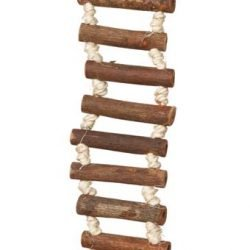 Prevue Pet Products Naturals Rope Ladders Small Bird Toy
