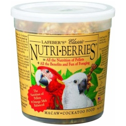 Lafeber Nutri-Berries Classic Macaw 12oz