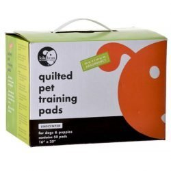 Lola Bean Quilted Pet Training Pads