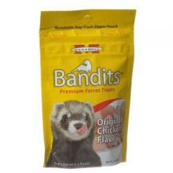Marshall Bandits Premium Ferret Treats - Chicken Flavor