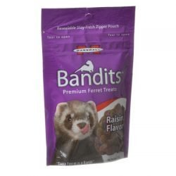 Marshall Bandits Premium Ferret Treats - Rasin Flavor