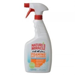 Nature's Miracle Foaming Oxy Cleaner
