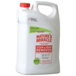 Nature's Miracle Stain & Odor Remover Refill  (1.33 Gallons)