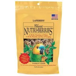 Lafeber Classic Nutri-berries Bird Food