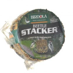 Birdola Beetle Stacker Seed Cake (6.5 oz)