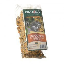 Birdola Big Ol Kob Bar for Squirrels (2 lbs 3 oz)