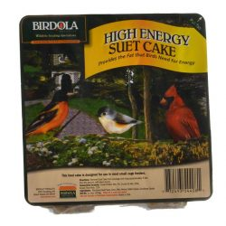Birdola High Energy Suet Cake (11.5 oz)