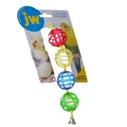 JW Insight Lattice Chain Bird Toy