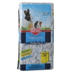 Kaytee Clean & Cozy Small Pet Bedding - Frozen Fun  (500 Cu. Inch - (Expands to 1,700 Cu. Inch))