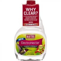 Kaytee ElectroNectar Concentrate for Hummingbirds  (16 oz)