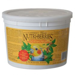 Lafeber Classic Nutri-Berries Cockatiel Food (4 lbs)
