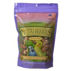 Lafeber Sunny Orchard Nutri-Berries Parakeet, Cockatiel & Conure Food  (10 oz)