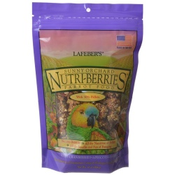 Lafeber Sunny Orchard Nutri-Berries Parrot Food  (10 oz)