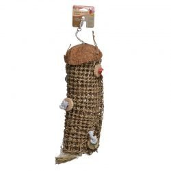 "Penn Plax Bird Life Natural Weave Kabob  (24"" High - (For Large Birds))"