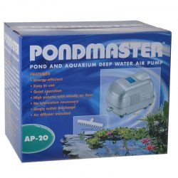 Beckett Submersible Pond Pump (Small - 210 GPH (Ponds up to 400 Gallons))