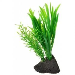 Reptology Lava Rock Reptile Plant  (9.5″ High)