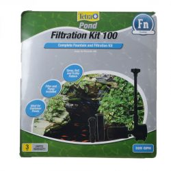 Tetra Pond Filtration Fountain Kit  (FK3 - 325 GPH - For Ponds up to 100 Gallons)