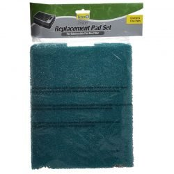 "Tetra Pond Flat Box Filter Replacement Foam  (2 Pack - (11.5""L x 9""W Each))"