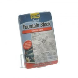 Tetra Pond Fountain Block Algae Control  (.3 oz (6 Pack))
