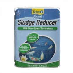 Tetra Pond Sludge Reducer Block  (1 oz (4 Pack))