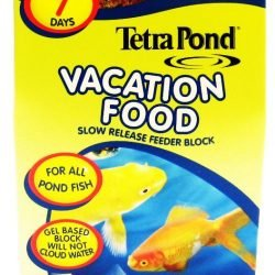 Tetra Pond Vacation Food - Slow Release Feeder Block  (3.45 oz)