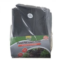 Tetra PVC Pond Liner  (10' Long x 7' Wide (Up to 250 Gallon Ponds))