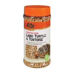 Zilla Land Turtle Food  (6.5 oz)