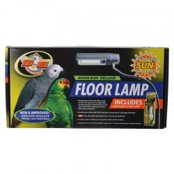 Zoo Med AvianSun Deluxe Floor Lamp with 5.0 UVB Lamp  (Fixture & Lamp)