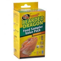 Zoo Med Bearded Dragon Foods Sampler Value Pack  (Sampler Value Pack)