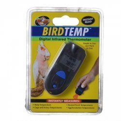 Zoo Med BirdTemp Digital Infrared Thermometer  (1 Pack)