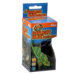 Zoo Med Daylight Blue Reptile Bulb  (40 Watts)
